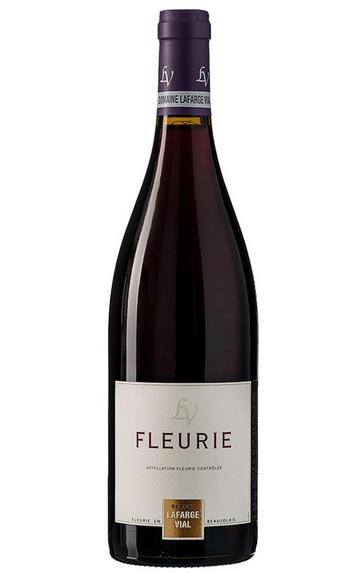 2014 Fleurie Clos Vernay, Domaine Lafarge Vial