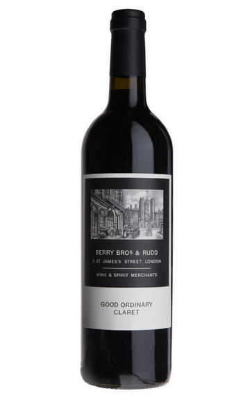 2014 Berry Bros. & Rudd Good Ordinary Claret by Dourthe, Bordeaux