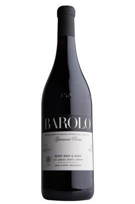 2014 Berry Bros. & Rudd Barolo by Giovanni Rosso, Piedmont