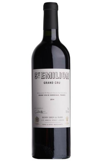 2014 Berry Bros. & Rudd St Emilion by Ch. de Fonbel