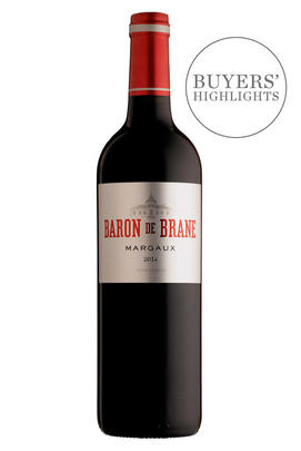 2014 Baron de Brane, Margaux, Bordeaux