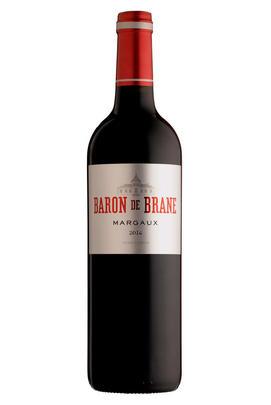2014 Baron de Brane, Margaux