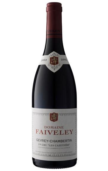 2014 Gevrey-Chambertin, Les Cazetiers, 1er Cru, Domaine Faiveley