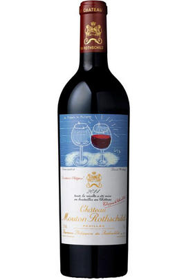 2014 Ch. Mouton-Rothschild, Pauillac, Bordeaux