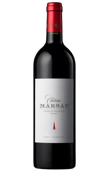 2014 Ch. Marsau, Côtes de Francs Bordeaux