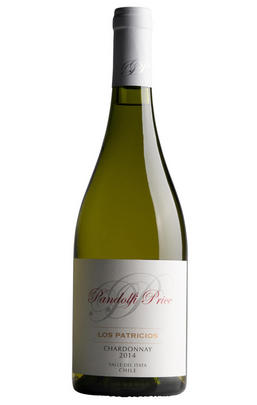2014 Pandolfi Price, Los Patricios Chardonnay, Valle del Itata, Chile
