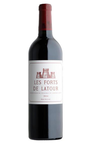 2014 Les Forts de Latour, Pauillac, Bordeaux