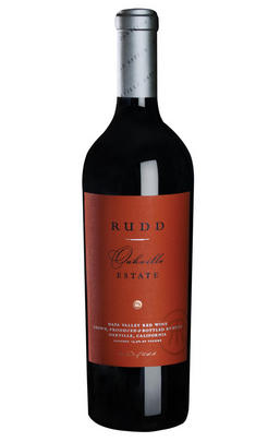 2014 Rudd Oakville, Estate Red, California, USA