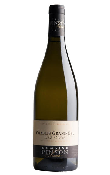 2014 Chablis, Les Clos, Grand Cru, Domaine Pinson Frères, Burgundy