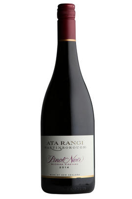 2014 Ata Rangi, McCrone Pinot Noir, Martinborough, New Zealand
