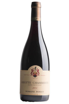 2014 Griotte-Chambertin, Grand Cru Domaine Laurent Ponsot