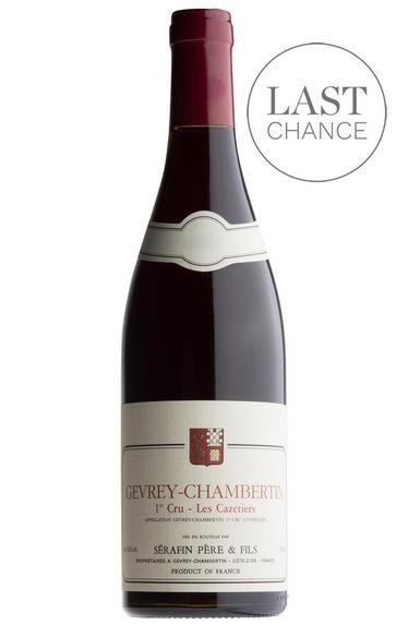2014 Gevrey-Chambertin, Les Cazetiers, 1er Cru, Dom. Sérafin Père & Fils
