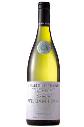 2014 Chablis, Bougros, Côte Bouguerots, Grand Cru, Domaine William Fèvre, Burgundy
