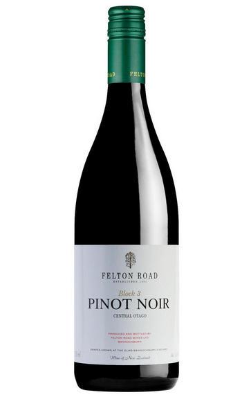 2014 Felton Road Block 3 Pinot Noir, Central Otago