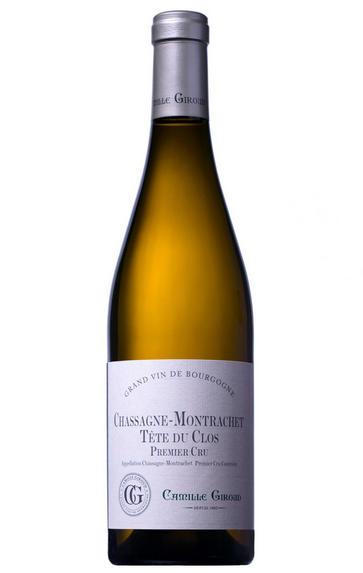 2014 Chassagne-Montrachet, Tête du Clos, 1er Cru, Camille Giroud, Burgundy