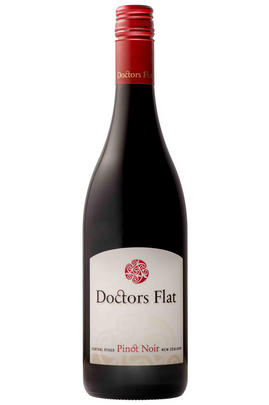2014 Doctors Flat Vineyard, Pinot Noir, Bannockburn, Central Otago