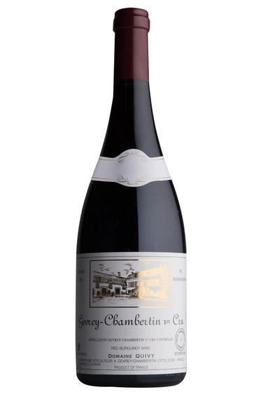 2014 Gevrey-Chambertin, Les Corbeaux, 1er Cru, Gérard Quivy