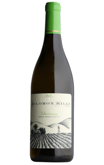 2014 Solomon Hills Vineyards, Chardonnay, Sant Maria Valley, California, USA