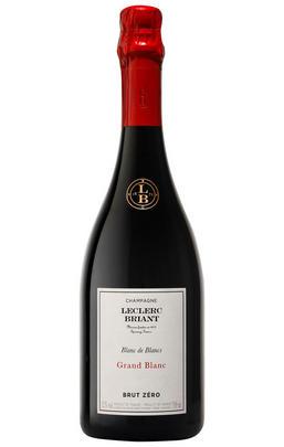 2014 Champagne Leclerc Briant, Grand Blanc, Blanc de Blancs, Brut Zéro