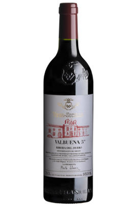 2014 Valbuena 5°, Bodegas Vega Sicilia, Ribera del Duero, Spain (Special Edition Signed case)