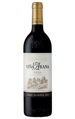 2014 Viña Arana, Gran Reserva, La Rioja Alta, Rioja, Spain