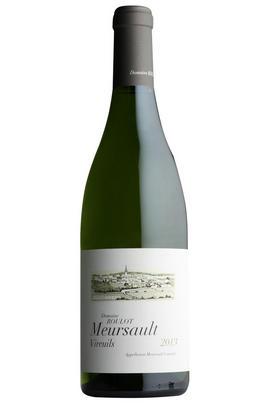 2014 Meursault Vireuils, Domaine Roulot