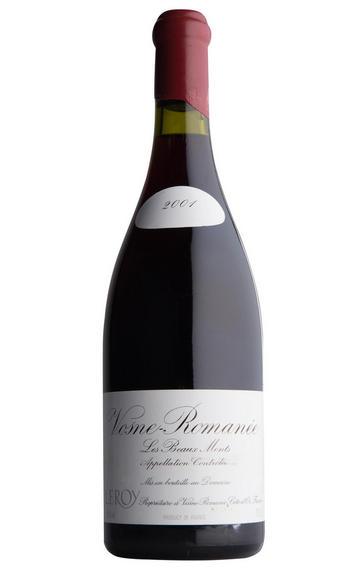 2014 Vosne-Romanée 1er Cru, Les Beaux Monts, Domaine Leroy