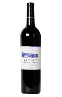 2014 Corison Vineyards Kronos, Cabernet Sauvignon, Napa Valley