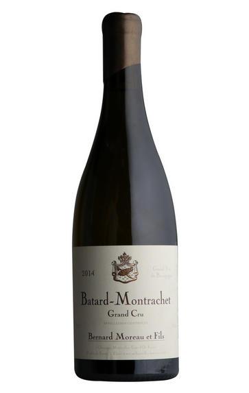 2014 Bâtard-Montrachet, Grand Cru, Domaine Bernard Moreau & Fils, Burgundy