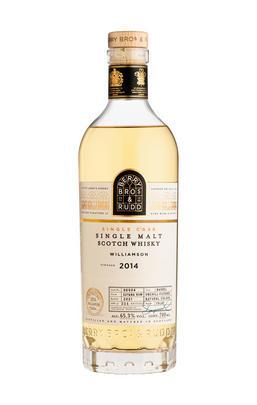 2014 Berry Bros. & Rudd Williamson, Cask No. 06004, Single Malt Scotch Whisky (65.3%)