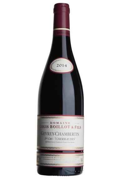 2015 Gevrey-Chambertin, Les Cherbaudes, 1er Cru, Domaine Louis Boillot, Burgundy