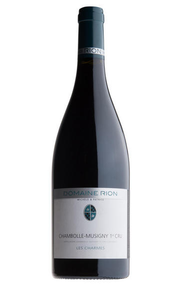 2015 Chambolle-Musigny, Les Charmes, 1er Cru, Domaine Michèle & Patrice Rion, Burgundy