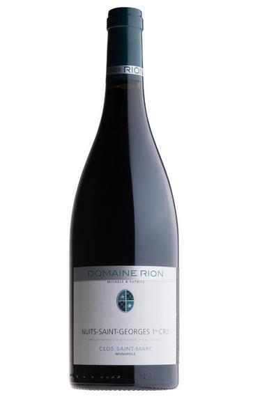 2015 Nuits-St Georges, Clos Saint-Marc, 1er Cru, Domaine Michèle & Patrice Rion, Burgundy