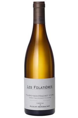 2015 Puligny-Montrachet, Les Folatières, 1er Cru, Château de Puligny- Montrachet, Burgundy