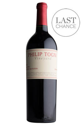 2015 Philip Togni Cabernet Sauvignon, Napa Valley, California