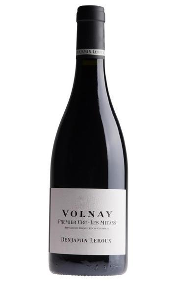 2015 Volnay, Les Mitans, 1er Cru, Benjamin Leroux, Burgundy