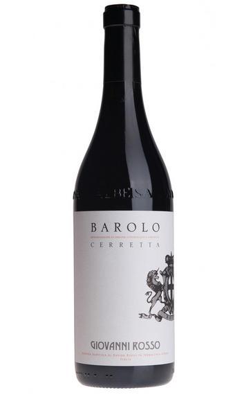 2015 Barolo, Cerretta, Giovanni Rosso, Piedmont, Italy