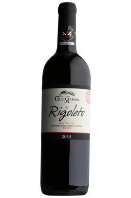 2015 Rigoleto, Montecucco Rosso, Castello Colle Massari, Tuscany