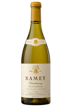 2015 Ramey, Hyde Vineyard Chardonnay, Carneros, Napa Valley, California, USA