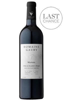2015 Domaine Gauby, Muntada, Côtes Catalanes