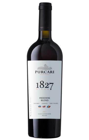 2015 Purcari Estate Freedom Blend, Moldova