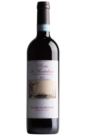 2015 Rosso di Montalcino, Scopetone, Tuscany