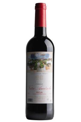 2015 Viña Amézola, Crianza, Bodegas Amézola de la Mora, Rioja, Spain