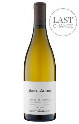 2015 St Aubin, En Remilly, 1er Cru, Château de Puligny-Montrachet, Burgundy