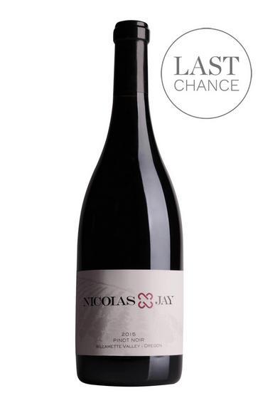 2015 Nicolas-Jay, Pinot Noir, Willamette Valley, Oregon, USA