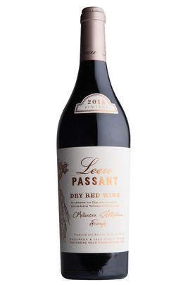 2015 Mullineux & Leeu Family Wines, Leeu Passant, Dry Red Wine, Western Cape, South Africa