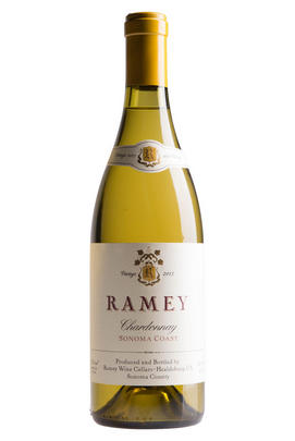 2015 Ramey, Rochioli Chardonnay, Russian River Valley, Sonoma County, California, USA