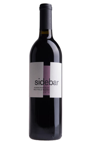 2015 Sidebar, Red Field Blend, Russian River Valley, Sonoma County, California, USA