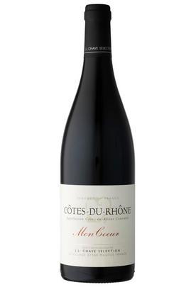 2015 Côtes du Rhône, Mon Coeur, Jean-Louis Chave Sélection