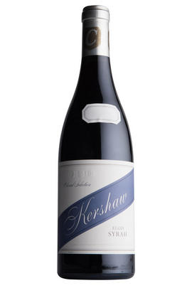 2015 Richard Kershaw Clonal Selection Syrah, Elgin, South Africa
